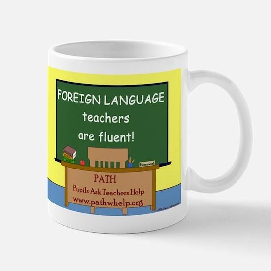 Language teachers Mug