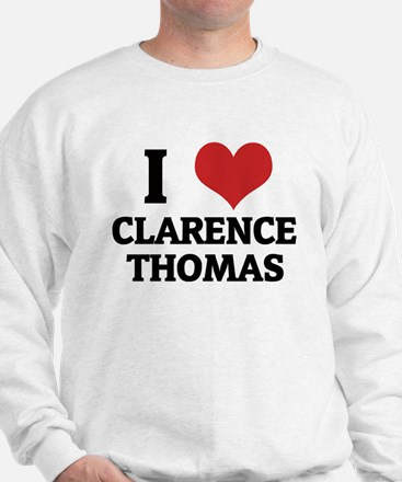 I Love Clarence Thomas Jumper
