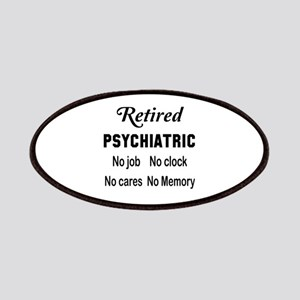 Retired Psychiatric Patch