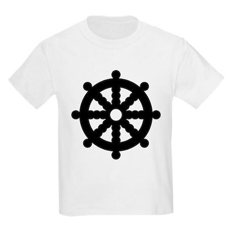 Buddhist Dharma Kids Light T-Shirt