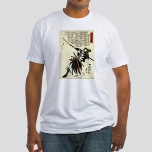 Samurai Masahisa Fitted T-Shirt