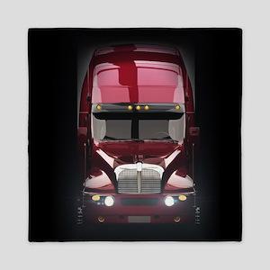 Heavy Truck Queen Duvet