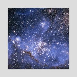 Magellan Nebula Queen Duvet