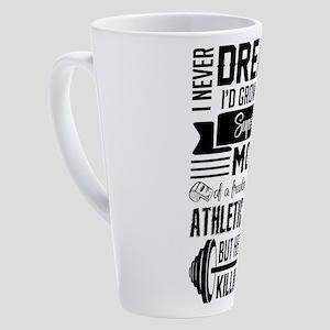 Obstetrician 17 oz Latte Mug