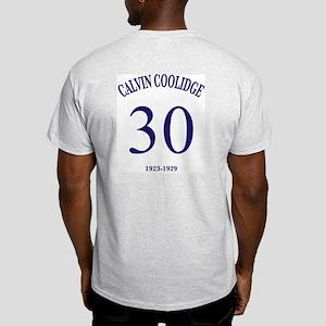 Calvin Coolidge Light T-Shirt