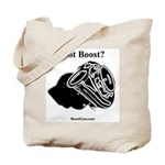 Got Boost? - Turbo Tote Bag by BoostGear.com