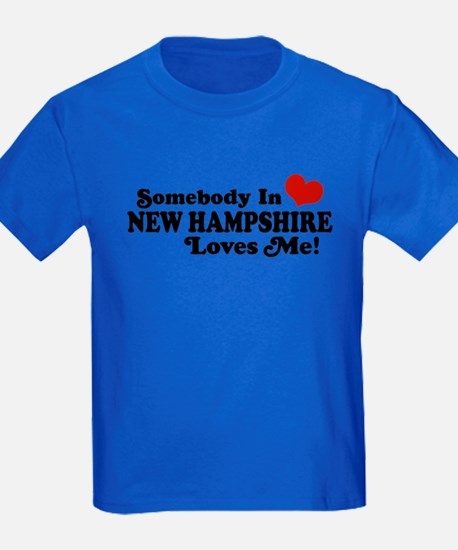 Somebody In New Hampshire Loves Me T