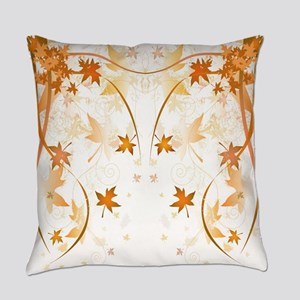 Autumn Leaves Everyday Pillow