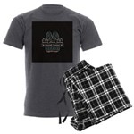 Great Dane Men's Charcoal Pajamas