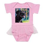 Cane Corso Painting Baby Tutu Bodysuit