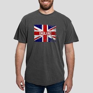 Union Jack Distressed England Flag Great B T-Shirt