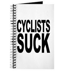 Cyclists Suck Journal