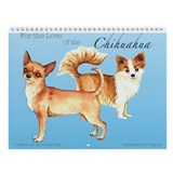 Chihuahua dog Wall Calendars