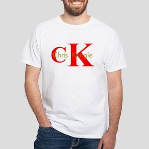 ~Cris Kringle~ White T-Shirt