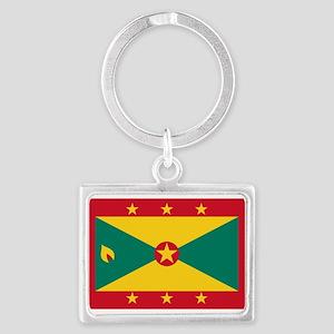 Flag Of Grenada Keychains
