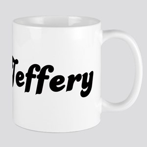 Mrs. Jeffery Mug