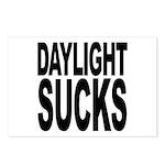Daylight Sucks Postcards (Package of 8)