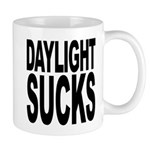 Daylight Sucks Mug