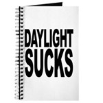 Daylight Sucks Journal