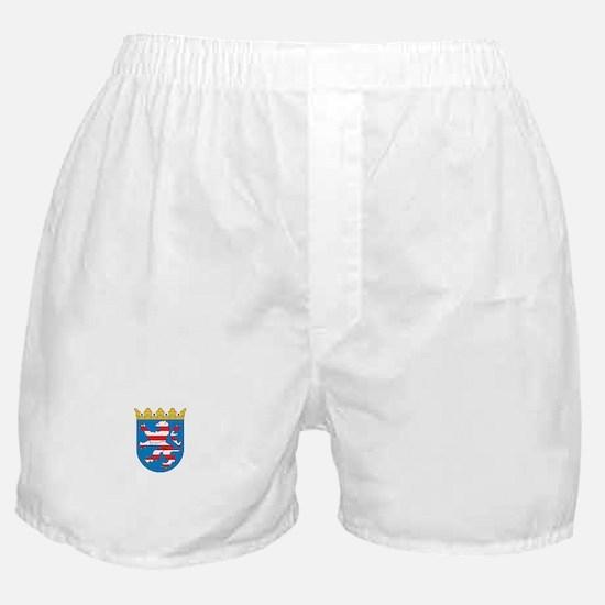 hessen city Boxer Shorts