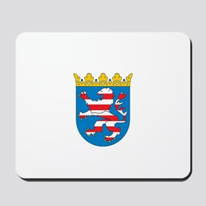 hessen city Mousepad