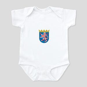 hessen city Infant Bodysuit