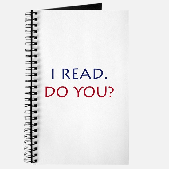 I Read. Do you? Journal
