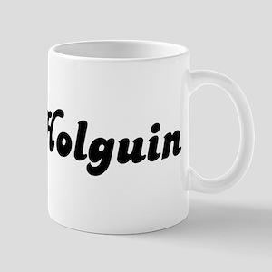 Mrs. Holguin Mug