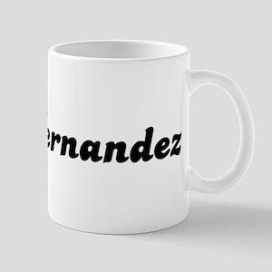 Mrs. Hernandez Mug
