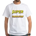 Super garrison White T-Shirt