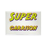 Super garrison Rectangle Magnet
