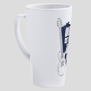 Dibs On The Bass Player T-Shirt 17 oz Latte Mug