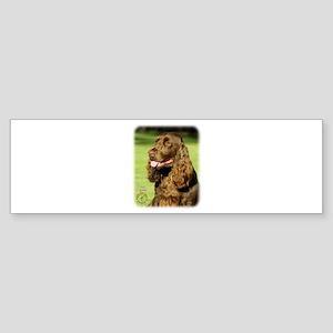 Field Spaniel 9P018D-158 Sticker (Bumper)
