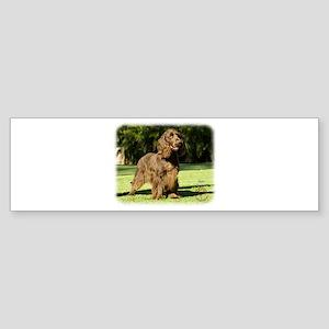Field Spaniel 9P018D-046 Sticker (Bumper)