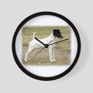 Fox Terrier 9P011D-093 Wall Clock