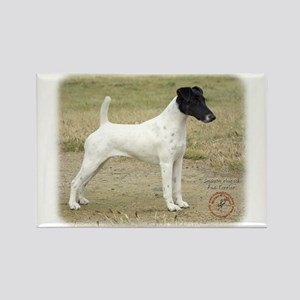 Fox Terrier 9P011D-093 Rectangle Magnet