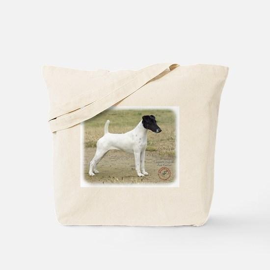 Fox Terrier 9P011D-093 Tote Bag