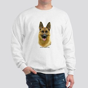 German Shepherd 9B51D-11 Sweatshirt