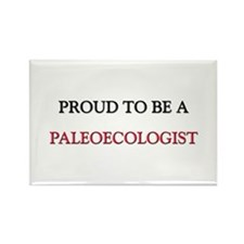 Proud to be a Paleontologist Rectangle Magnet