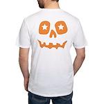Pumpkin Star Fitted T-Shirt