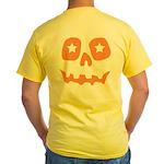 Pumpkin Star Yellow T-Shirt