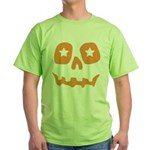 Pumpkin Star Green T-Shirt