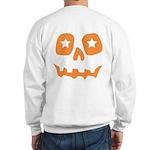 Pumpkin Star Sweatshirt