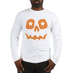 Pumpkin Star Long Sleeve T-Shirt