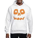 Pumpkin Star Hooded Sweatshirt