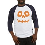 Pumpkin Star Baseball Jersey
