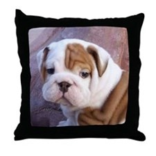 Penny's Paw Throw Pillow