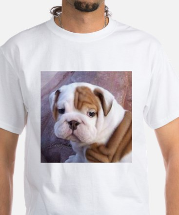Penny's Paw White T-Shirt