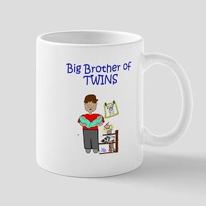 Big Brother of Twins Mug