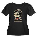 Chairman Meow Women's Plus Size T-Shirt
